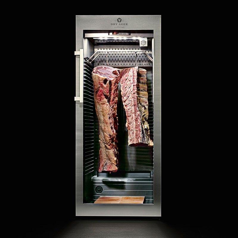 Fleisch-Reifeschrank Dry Ager DX 1000® mit Rueckenstuecken ...