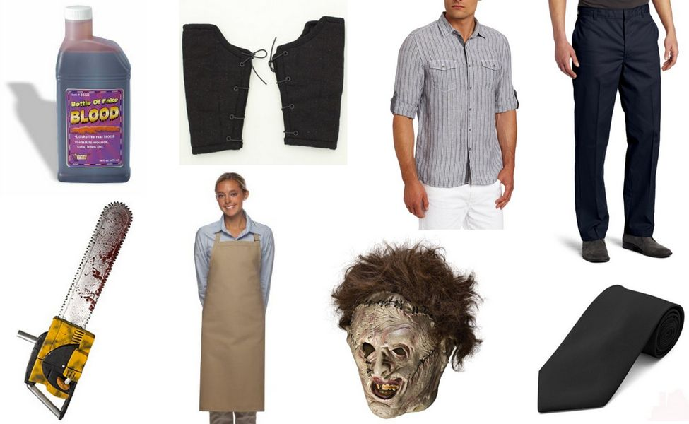 Leatherface Costume  sc 1 st  Pinterest : leatherface costumes for kids  - Germanpascual.Com