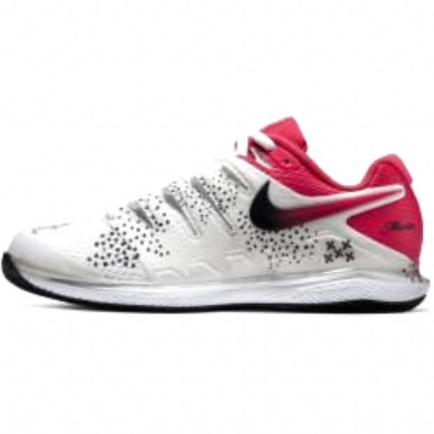 Nikecourt Air Zoom Vapor X Damen Tennisschuh Für Hartplätze Weiß Nike Tenis De Moda Nike Zapatos Nike