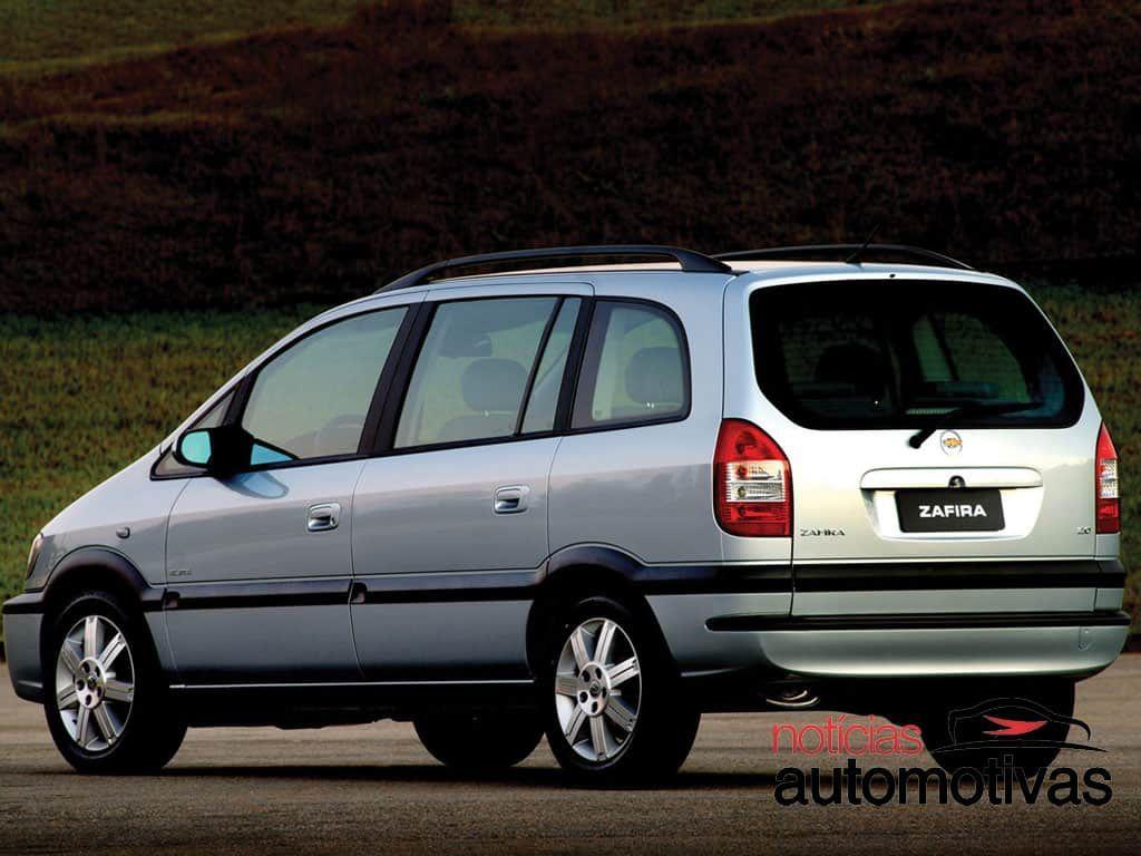 Chevrolet Zafira A 05 2004 07 2012 5 1024x768 Minivan Carros