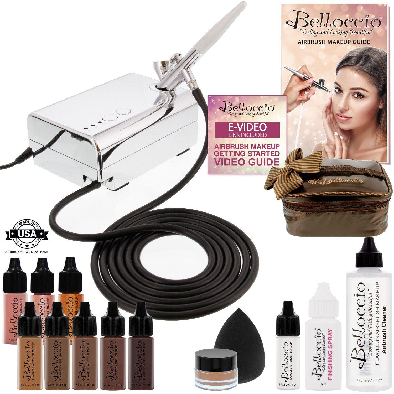 Belloccio Professional Beauty Airbrush Cosmetic Makeup