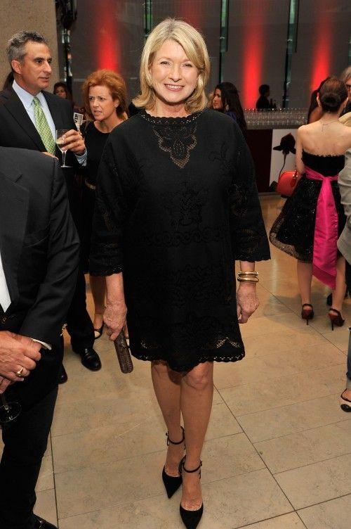 Image result for martha stewart black dress