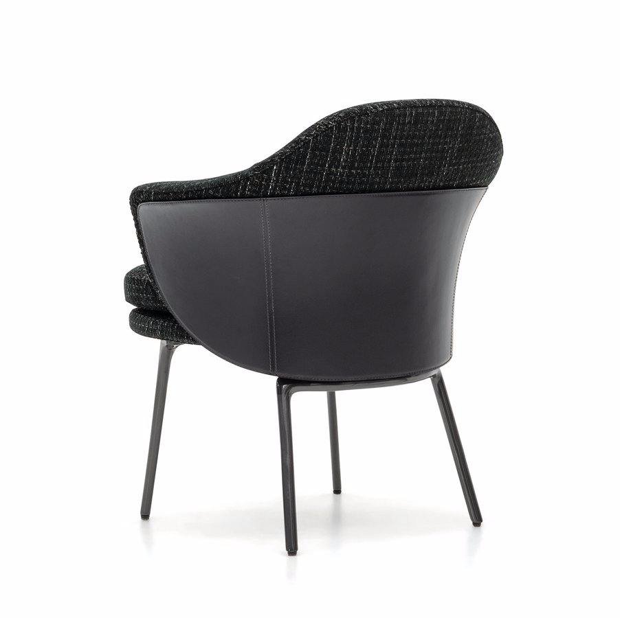 Angie Dining Chair By Minotti Ecc In 2020 Chair Dining Chairs Furniture Chair