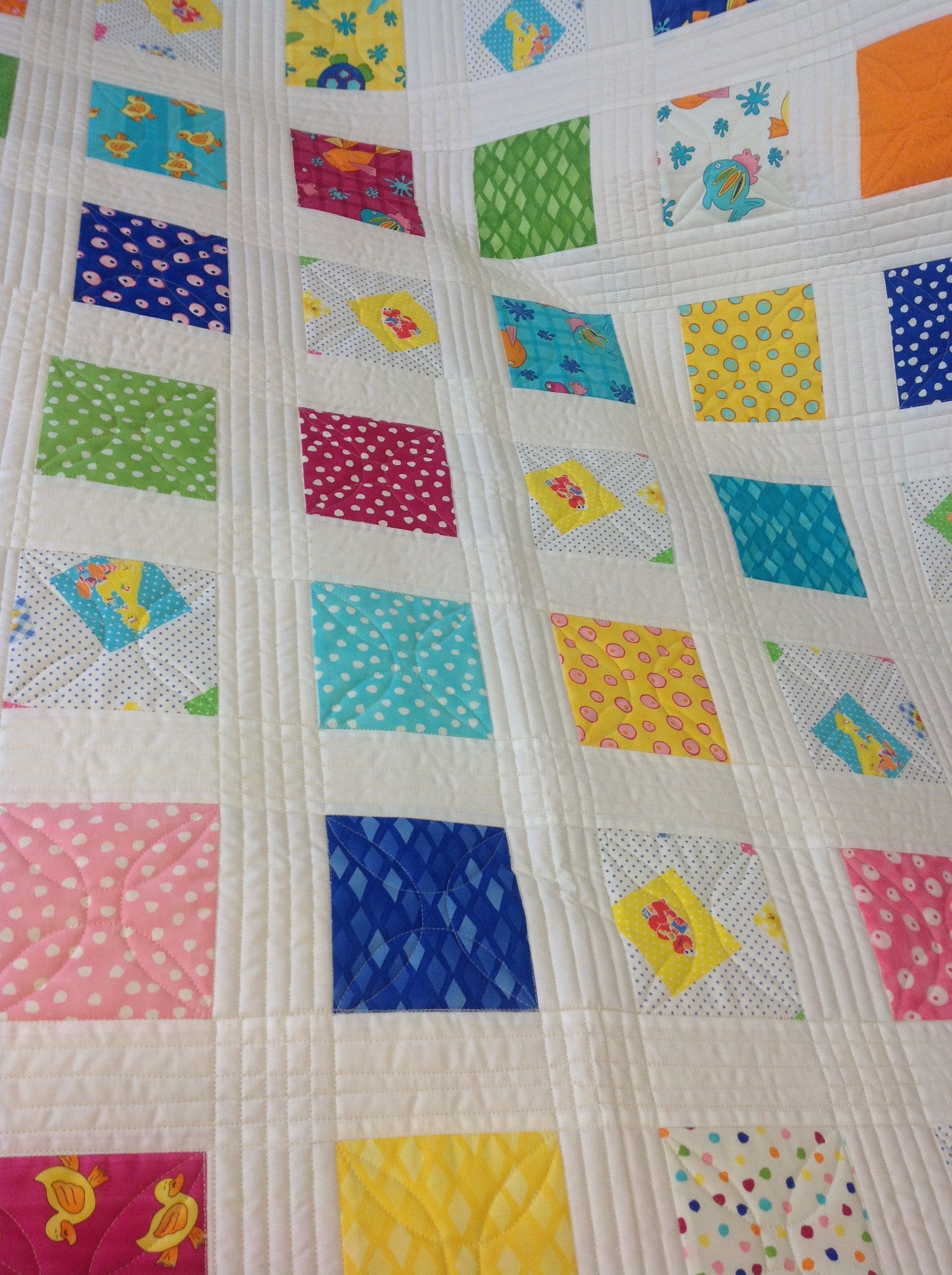 Baby quilt Quilts & Quilting Tips/Ideas Pinterest