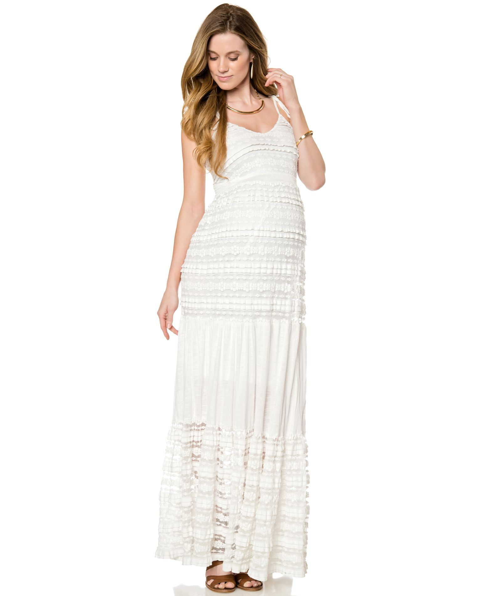 A pea in the pod maternity lace tiered maxi dress erotic a pea in the pod maternity lace tiered maxi dress ombrellifo Images