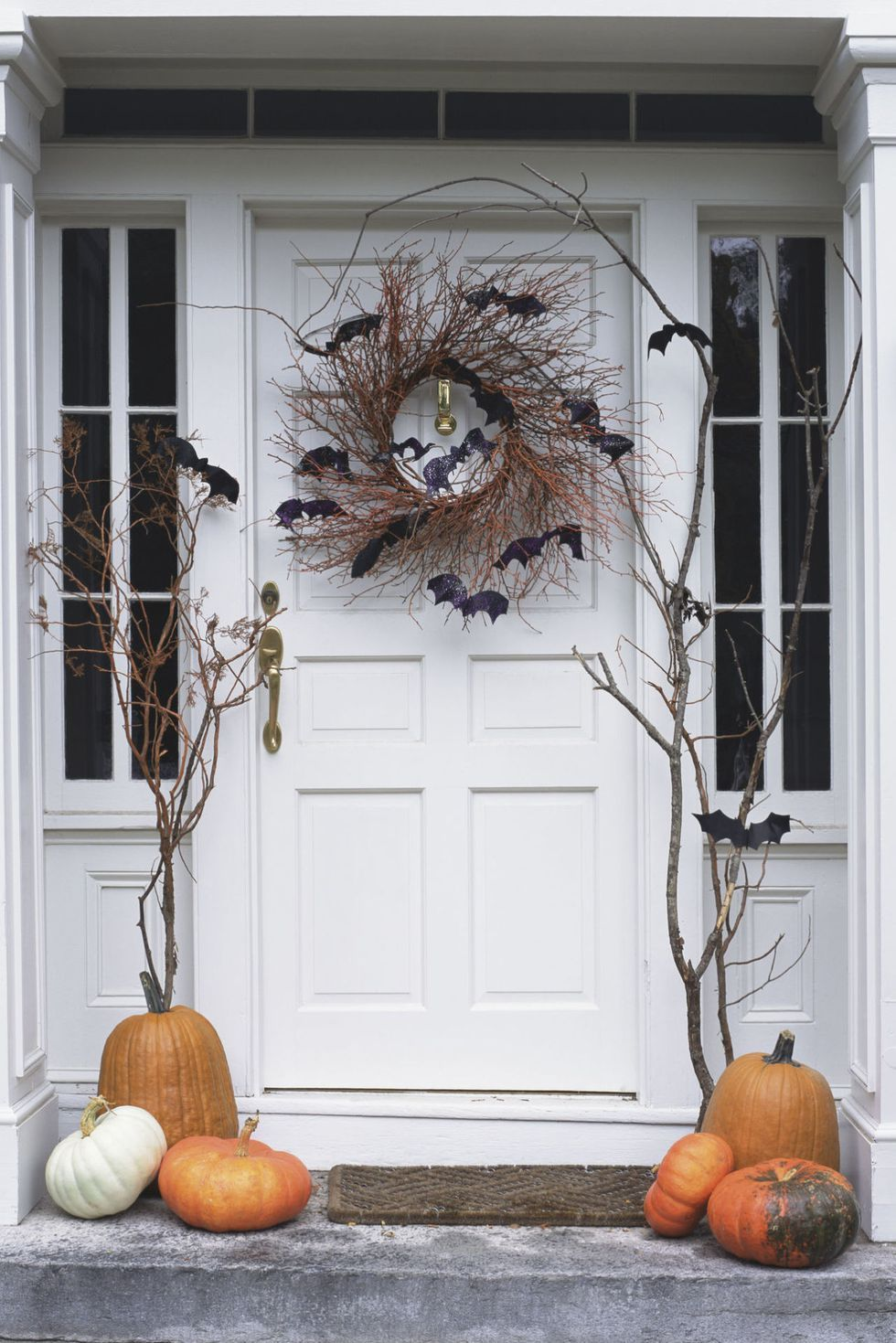 46 Best Halloween Wreaths to Keep Things Scarily Sophisticated