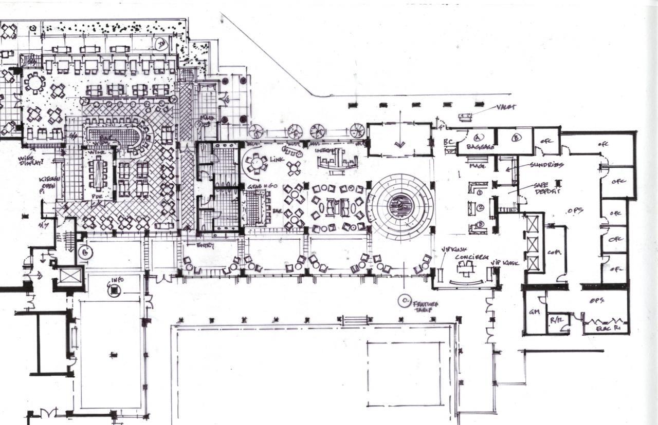 Hotel Concept Plan
