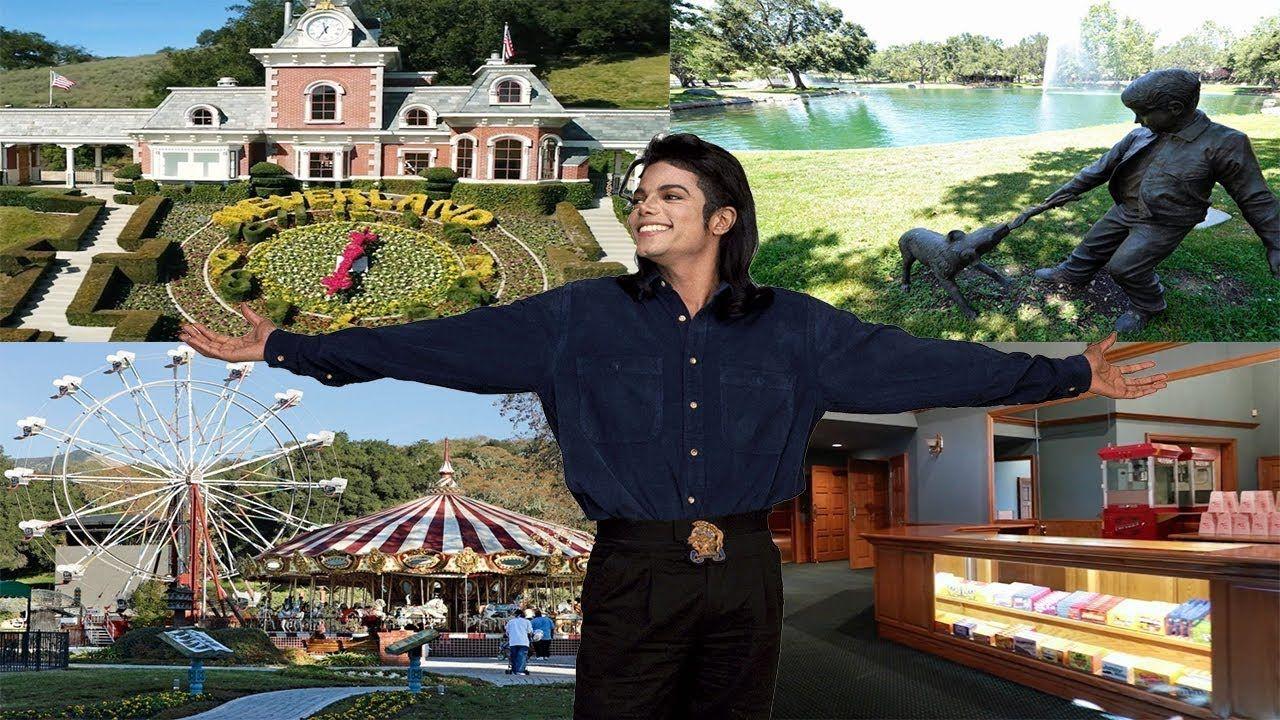 La casa di Michael Jackson - Neverland Ranch Tour   Stile disney, Jackson,  Michael jackson