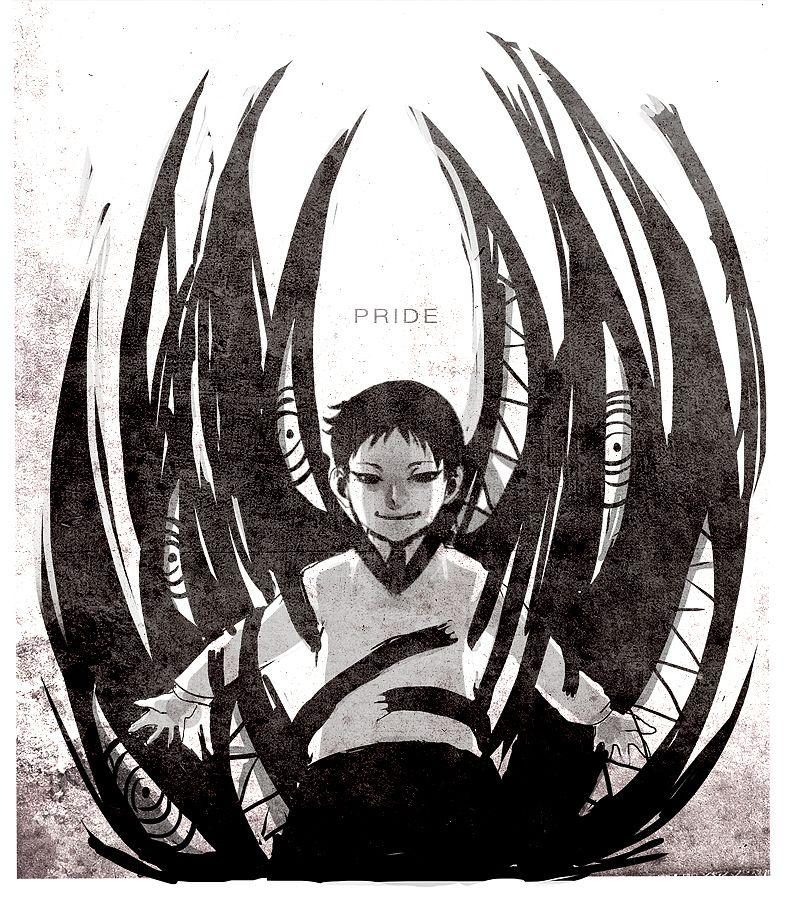 FMAB- Pride By ~Mkb-Diapason On DeviantART. Devil Child