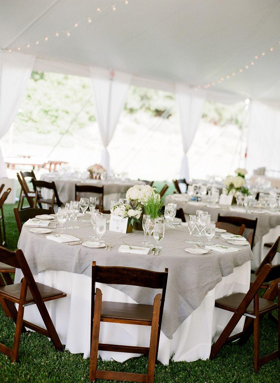 Table Linen Idea Round Table Decor Wedding Table Linens Round Wedding Tables