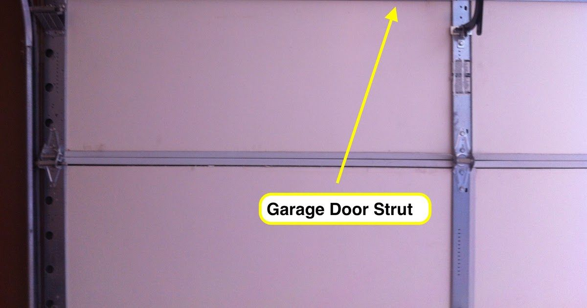 Tips How To Install Garage Door Struts Design For Your With