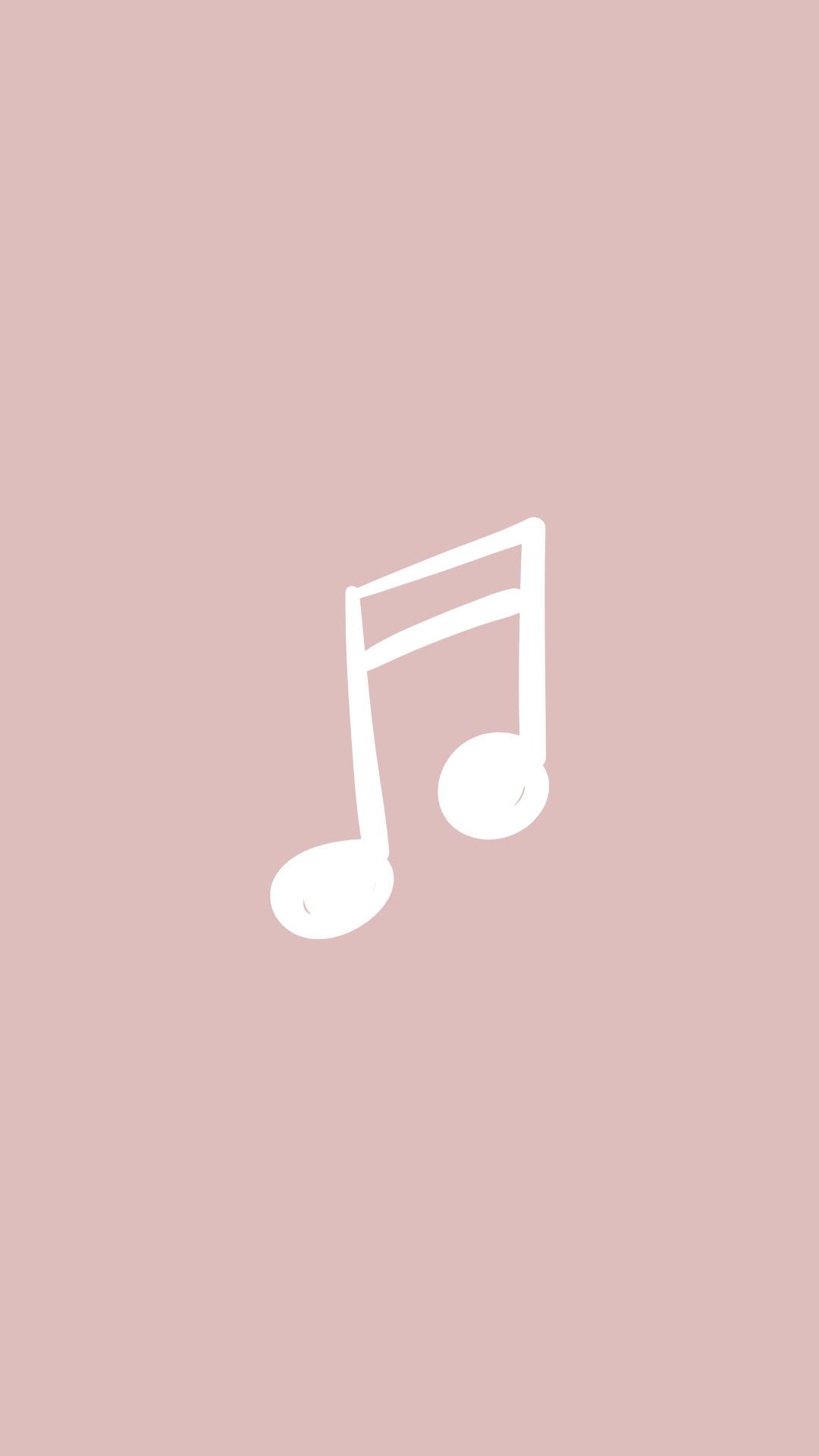 Musical Note Instagram Highlight Cover Pink Wallpaper Backgrounds Pink Music Wallpaper Instagram Highlight Icons