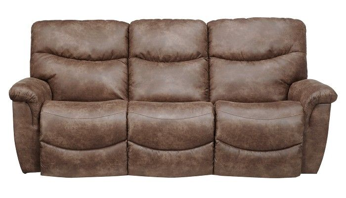 Slumberland Furniture La Z Boy James Collection Silt Sofa
