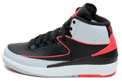 6d742275d837 Air Jordan 2 Retro BG 5Y Infrared 23 395718 023 -- Learn more by visiting