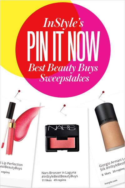 Win A Beauty Prize Pack From In Style  Sweeps