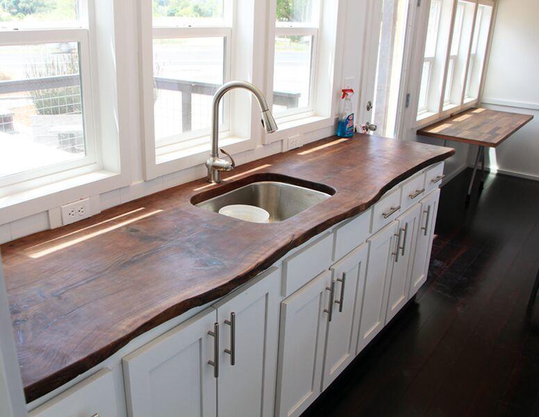 Grand Teton Tiny House Kitchen House Design Kitchen Kitchens