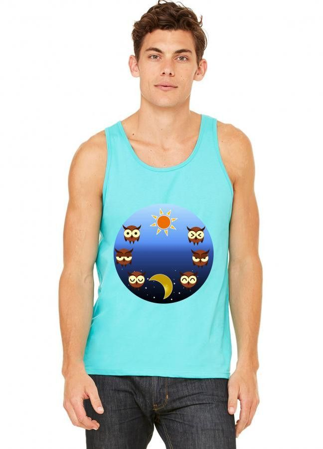 casual day moods Tank Top