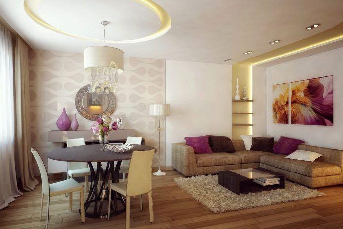 Dekorieren Kleine Wohnung Design Für Junge Mädchen Bringt Einen Weiblichen  Eindruck #bringt #dekorieren #design #junge #kleine #madchen #wohnung