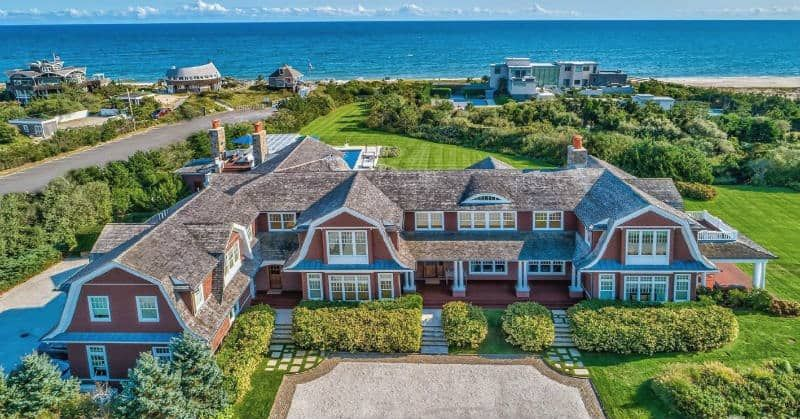 hamptons luxury home in quogue new york dream homes mega rh pinterest com