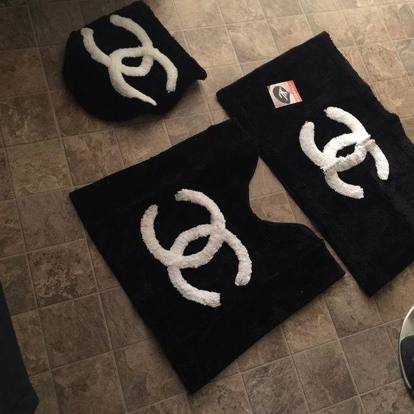 Chanel Logo Rug Uniquely Modern Rugs