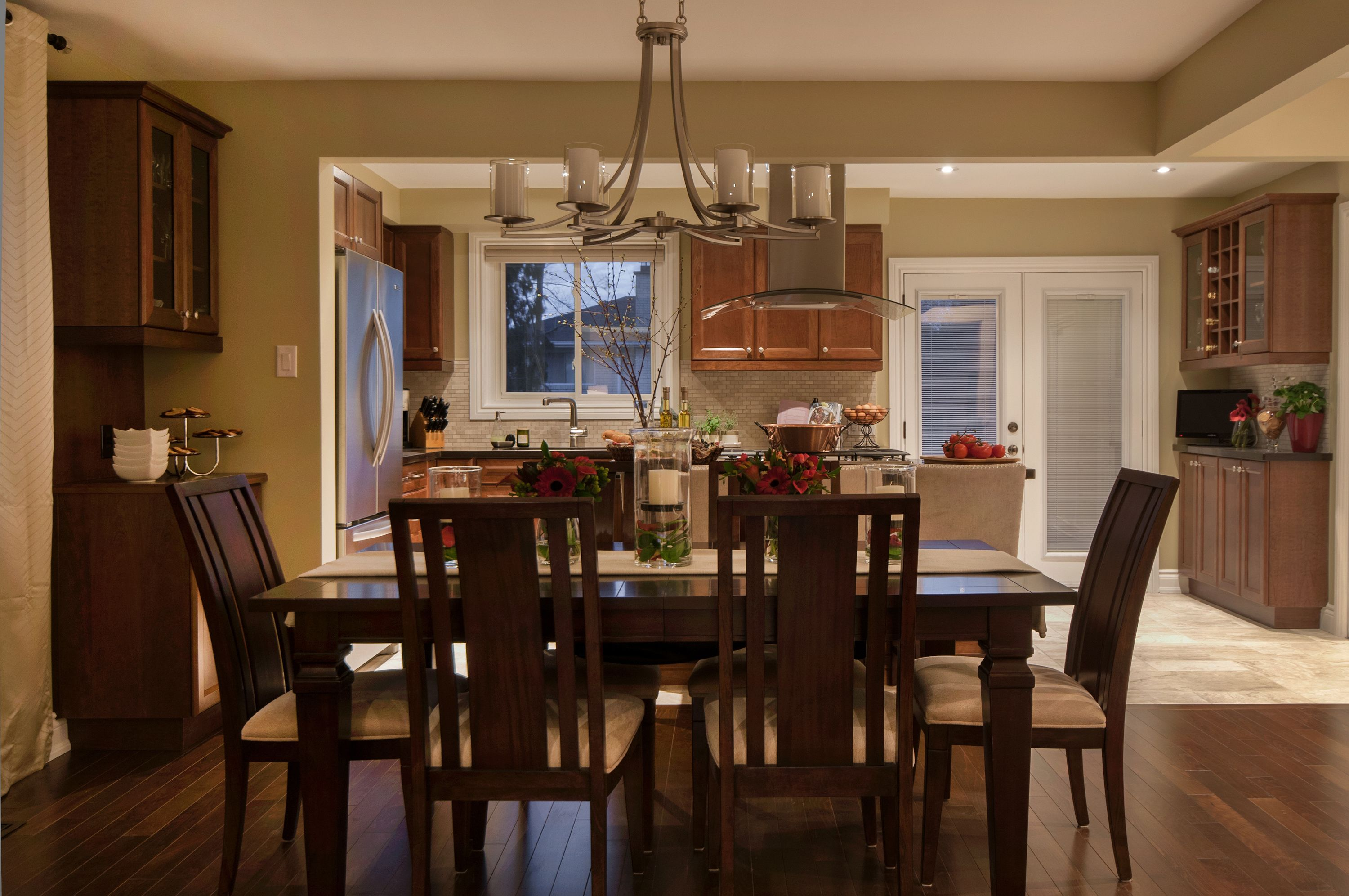 Love It Or List It Reveal Picture Of New Dining Room From Episode Beauteous Dining Room And Kitchen Designs Inspiration