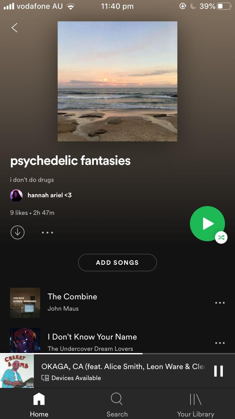 Spotify Playlists Playlist Names Ideas Playlist Make Mine Music