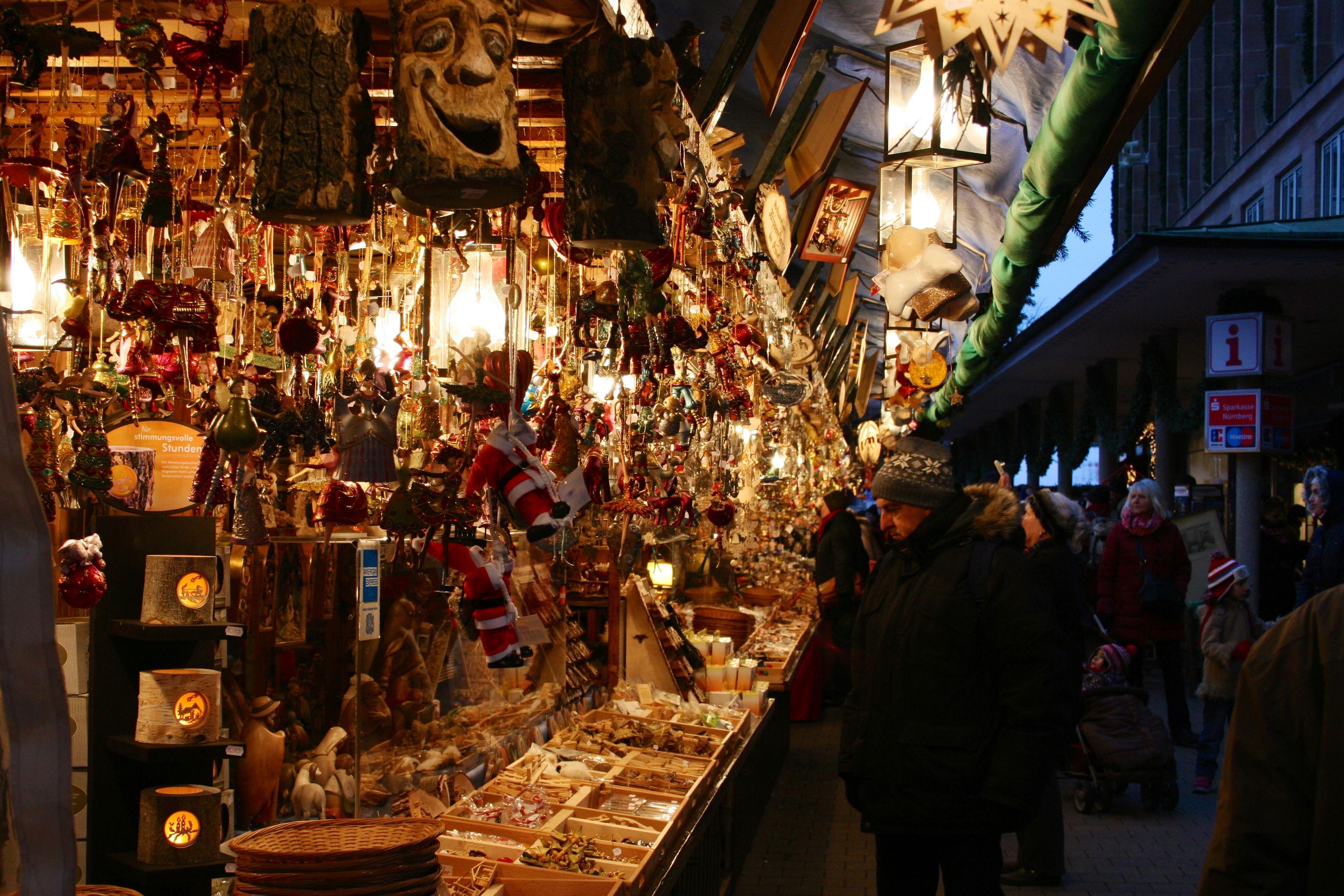 Nuremburg Kriskindle Market