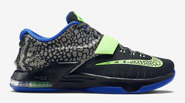 """Nike KD 7 """"Electric Eel""""   KDs   Pinterest   Nike, Kd 7 and Electric"""