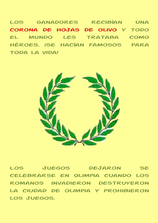 Grecia Y Los Juegos Olimpicos Educacion Pinterest Juegos