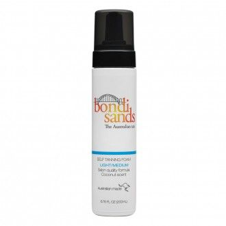 BONDI SANDS Light Medium Tanning Foam