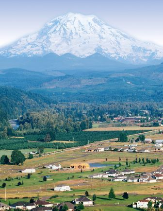 Major Mount Rainier Lahar Would Cause 6 Billion Or More In