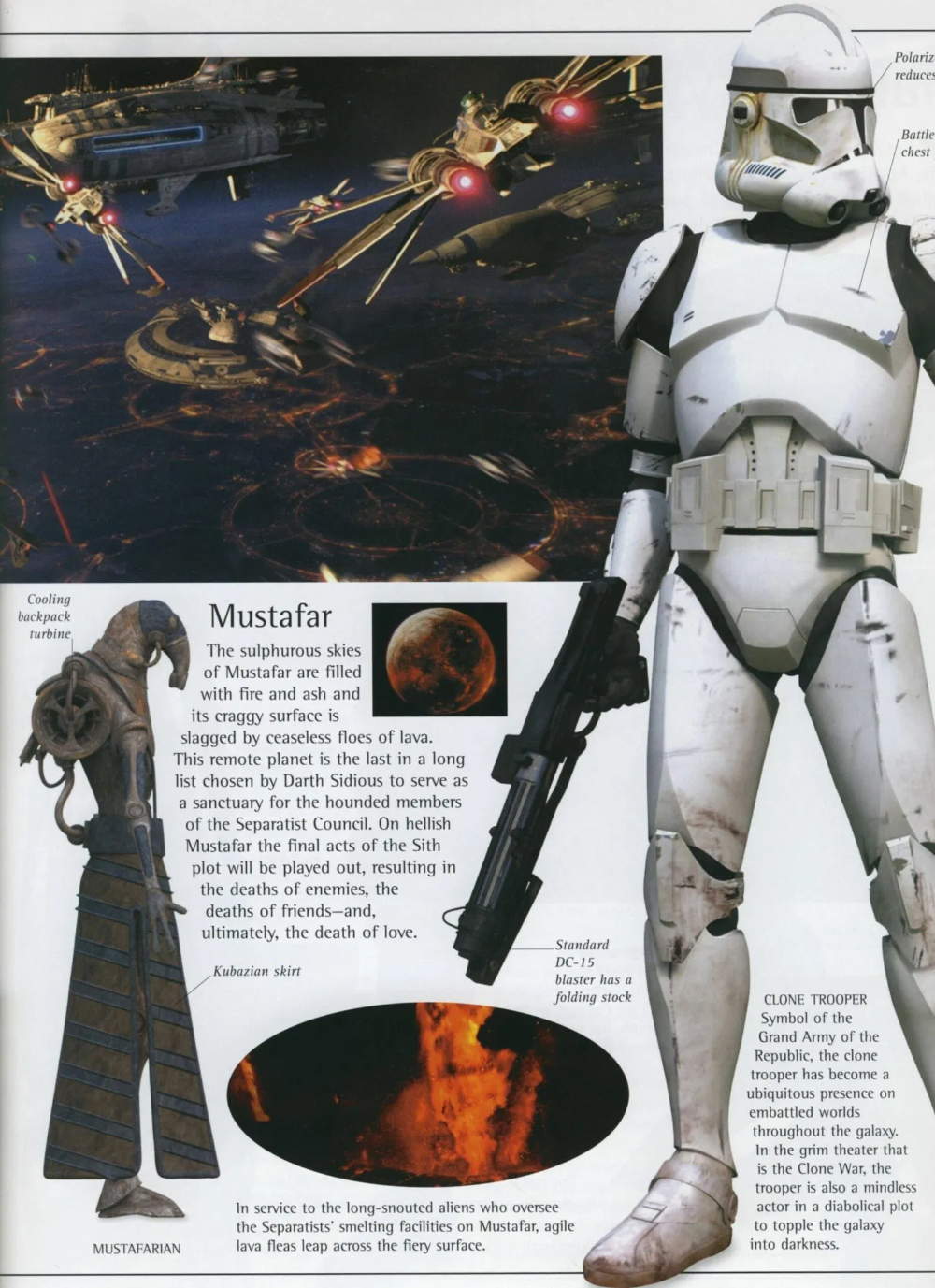 Star Wars Revenge Of The Sith The Visual Dictionary En 2020