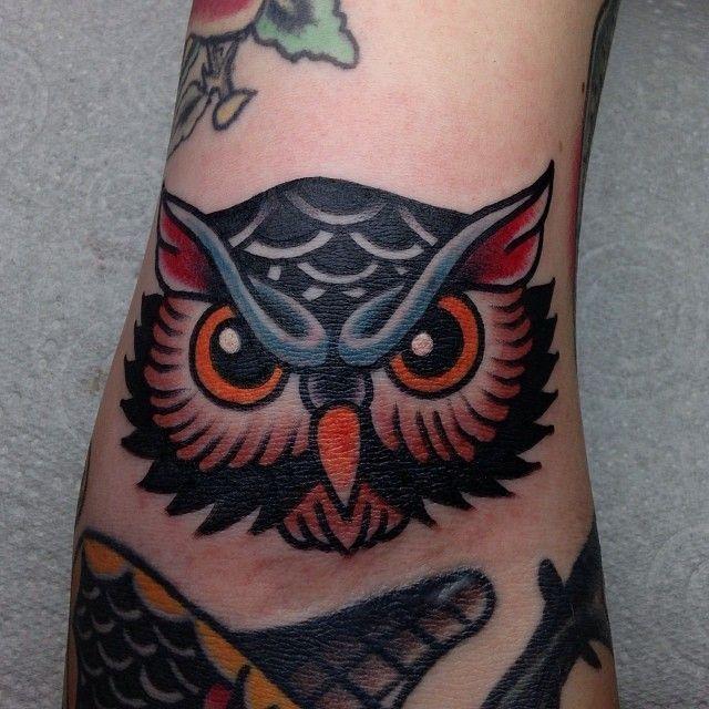 Josh Sutterby | @Josh Lam sutterby | Traditional owl ...