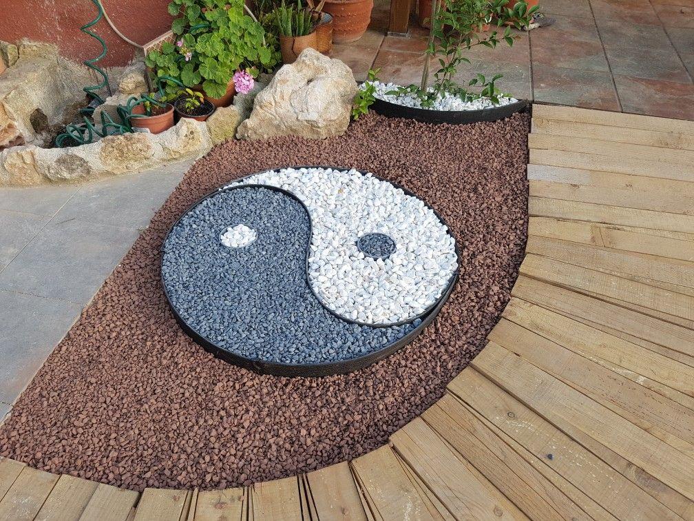 Ying Yang With Images Zen Garden Design Small Garden