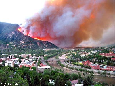 Underground Coal Mine Fire In Colorado Essay On A Hot Day