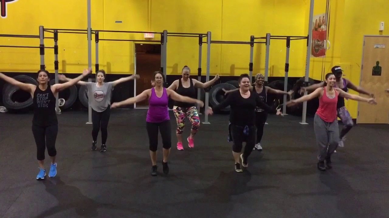 Dance Fitness with Jave / Nota de Amor / Wisin and Carlos