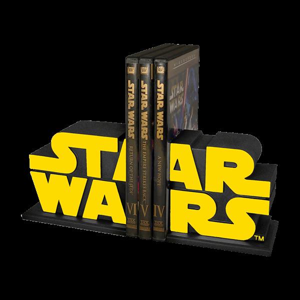 Star Wars Star Wars Yellow Bookends Zing Pop Culture In 2020 Star Wars Bookends Star Wars Collection