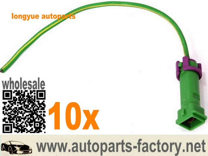 Long Yue Ac Compressor Wiring Plug Pigtail Case For 97 00 Audi A4 Passat Connector 6 Ac Compressor Audi A4 Compressor