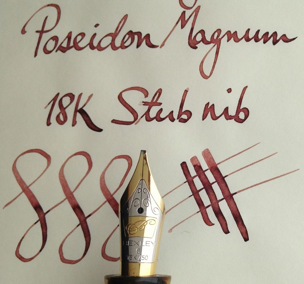 Stub O' The Day   Pen, Fountain pen, Inkwell