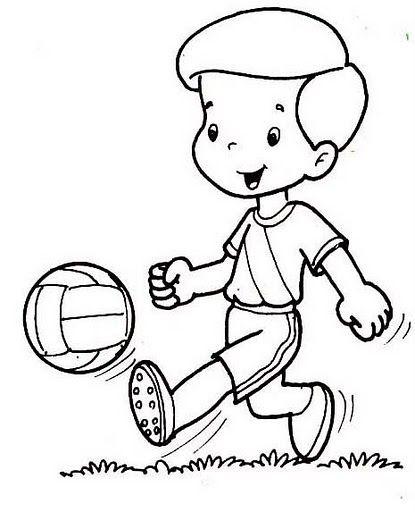 Educacao Fisica Espostes Atletas Atividades Desenhos Colorir Imprimir 3 Jpg 415 512 Sports Coloring Pages Art Drawings For Kids Fathers Day Coloring Page