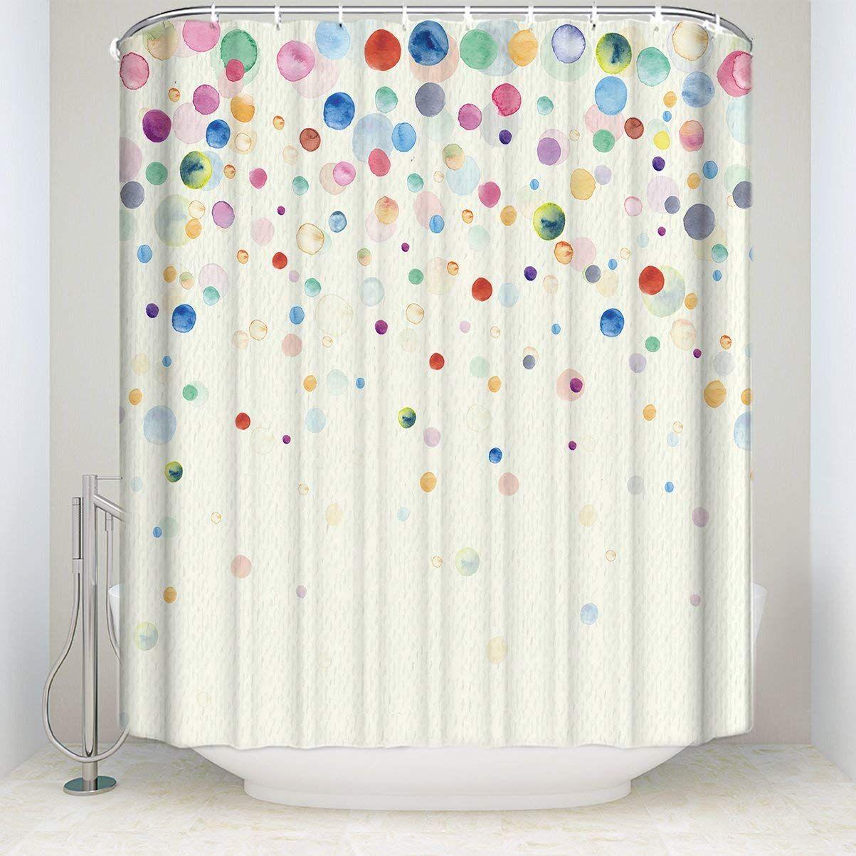 Amazon シャワーカーテン インテリア カーテン 装飾 かわいい泡 バス