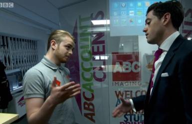 Apprentice appearance for ABC Apprentice, Abc, Bbc one