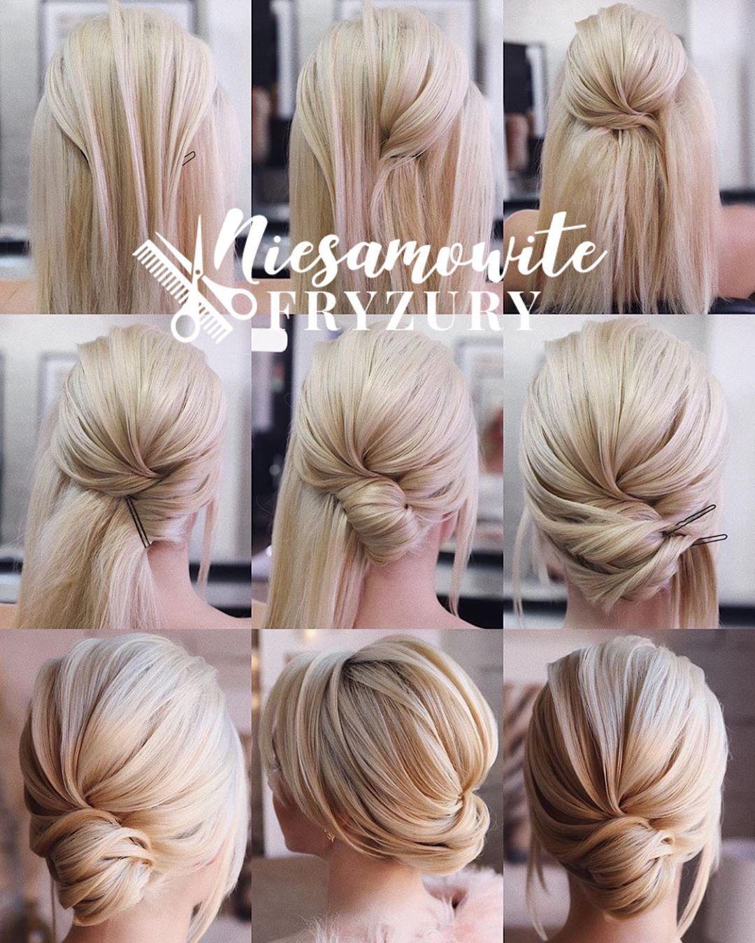 Polubienia 148 Komentarze 0 Niesamowite Fryzury Niesamowite Fryzury Na Instagramie Kolejna Odslona Pia Hair Styles Beautiful Braids Easy Hairstyles