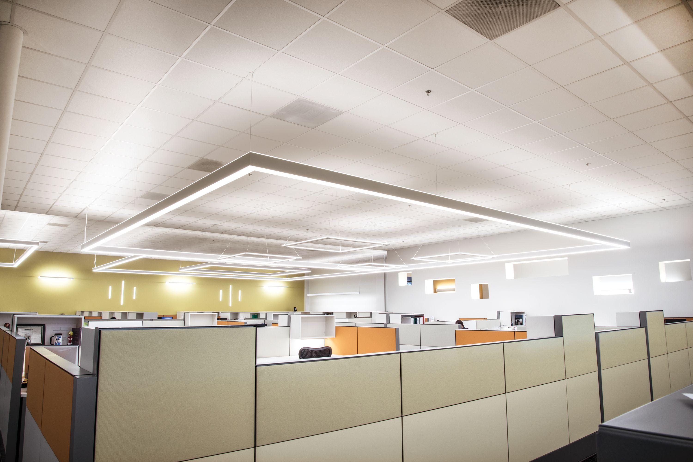 office lighting cool lighting