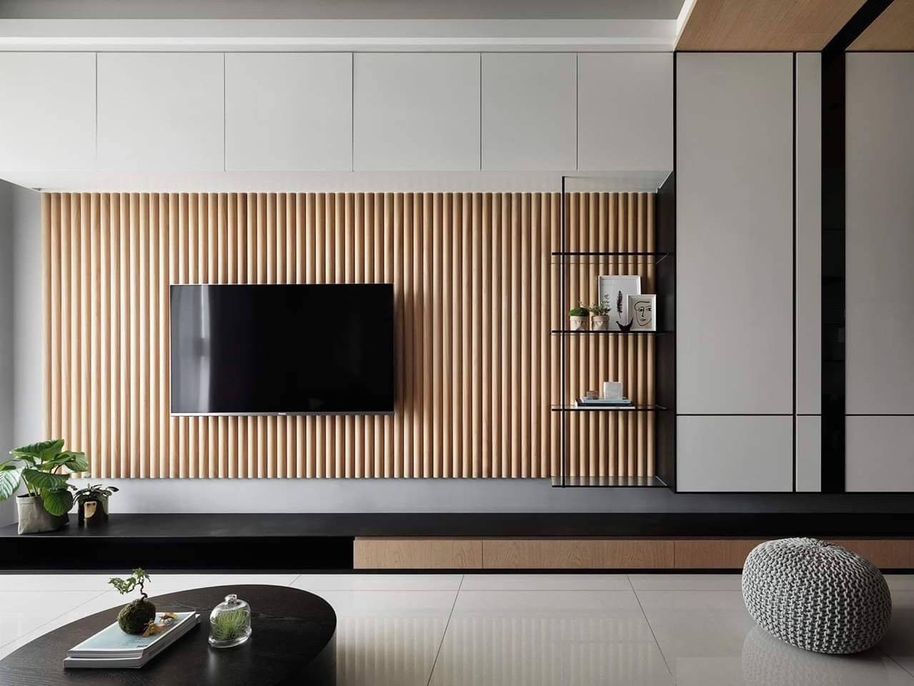 Pin On Living Area Living room wall design