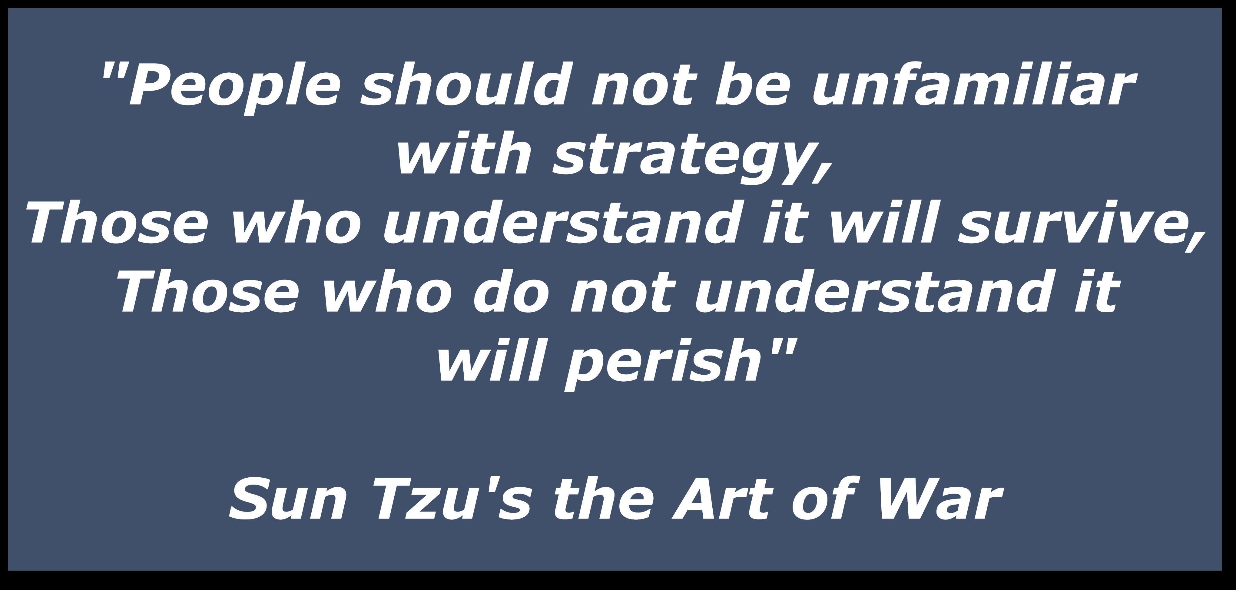 33 strategies of war