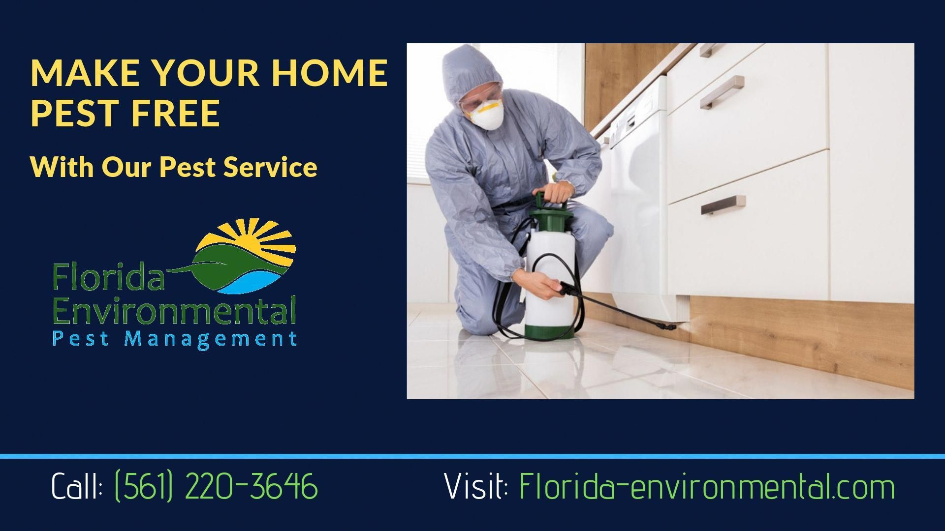 Do You Want The Best Pest Service At Florida Environmental Pest Management We Have Pest Control Experts At Fep Pest Management Pest Control Best Pest Control