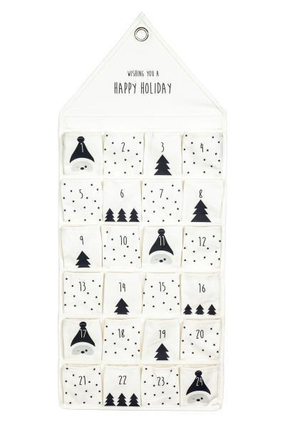 Advent calendar   White   Home All | H&M GB | Diy advent calendar