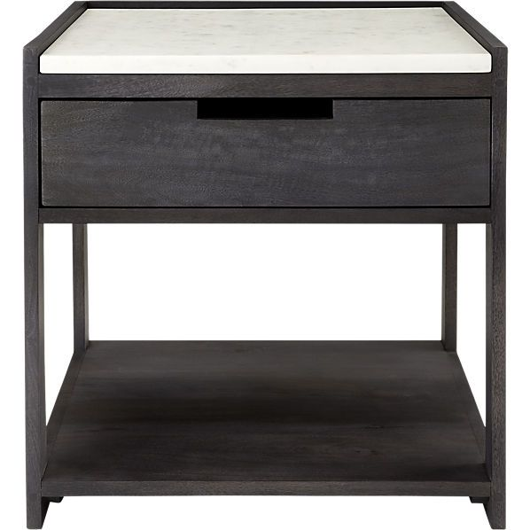 tux marble top nightstand reviews