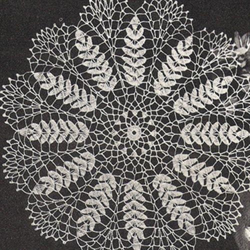 Crochet Ripe Wheat Doily Pdf Pattern Crochet Doilies Crochet